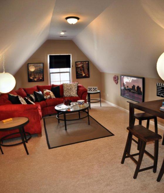 garage bonus room ideas