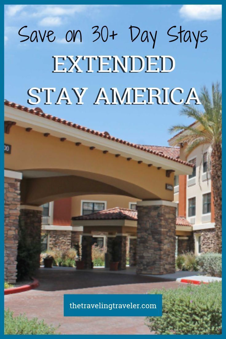 Extended Stay America Promo Code Up To 40 Off Extended Stay Travel Health Travel Nursing