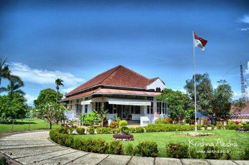 Soekarno Residence in Bengkulu City #Bengkulu #Bencoolen #Historical #Heritage #Alesha