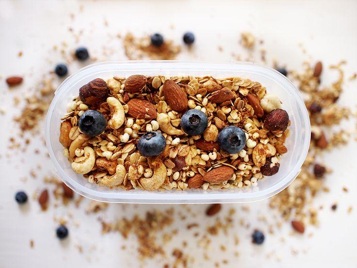 Coco-nuts DIY granola