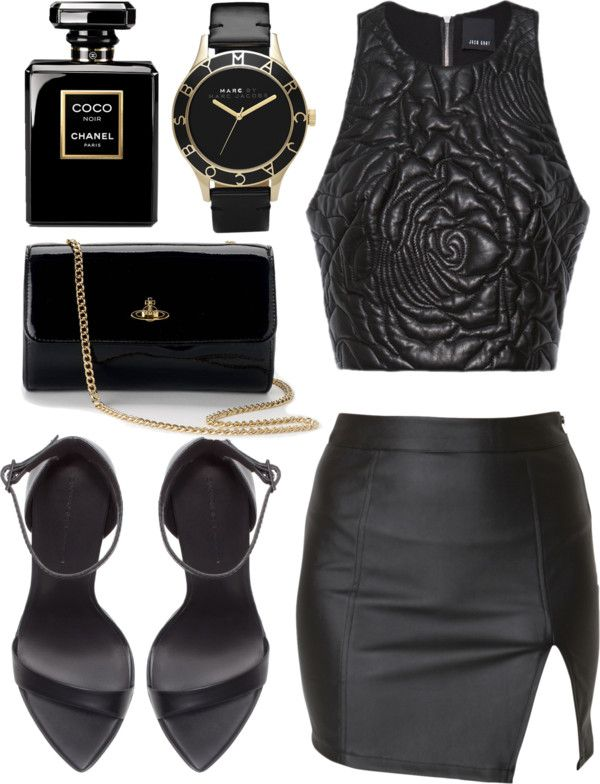 lovely—delight:  selythegiraffe:  Belle by aztec-rose featuring marc by marc jacobs jewelry ❤ liked on Polyvore  PERFECT.