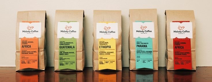 Melody Coffee Bags