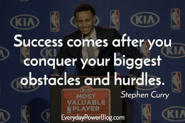 Inspirational Stephen Curry Quotes