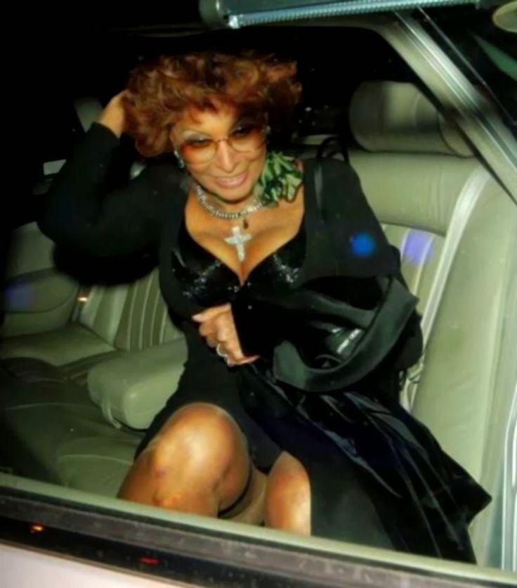 Sophia Loren Oops Sophia Loren Panty Upskirt Women