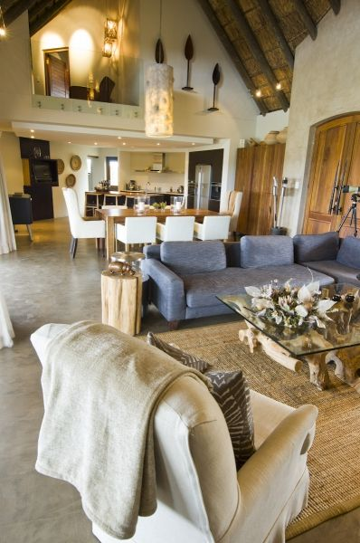 Luxury Bush Villa - Safari Accommodation, Garden Route