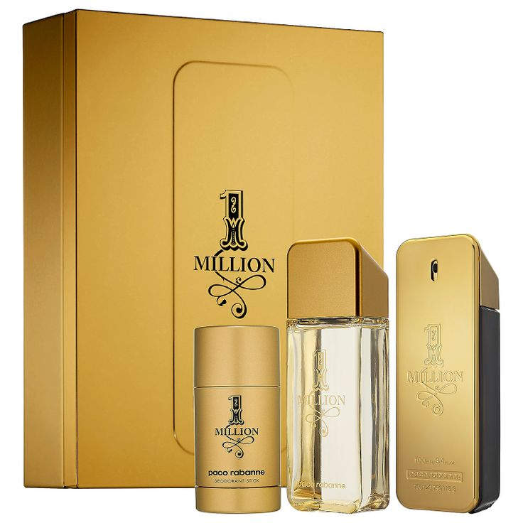 Paco Rabanne 1 Million Gift Set #Sephora #gifts #giftsforhim ...