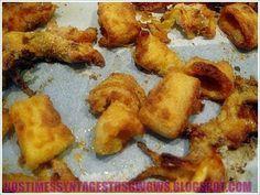 ΚΑΛΑΜΑΡΑΚΙΑ ΣΤΟ ΦΟΥΡΝΟ ΣΑΝ ΤΗΓΑΝΙΤΑ!!! | Νόστιμες Συνταγές της Γωγώς