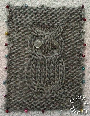 Gipsy Quilt: Crochet / Tricot