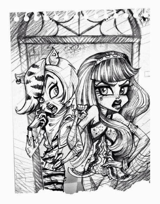 Mejores 624 imágenes de Monster High en Pinterest   personajes ...
