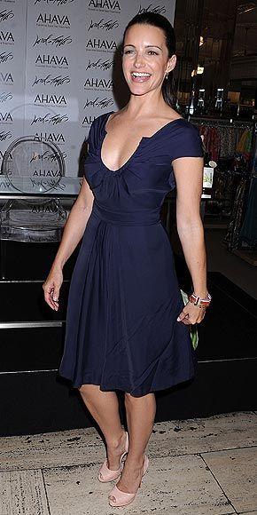 KRISTIN DAVIS'S DRESS  photo | Kristin Davis