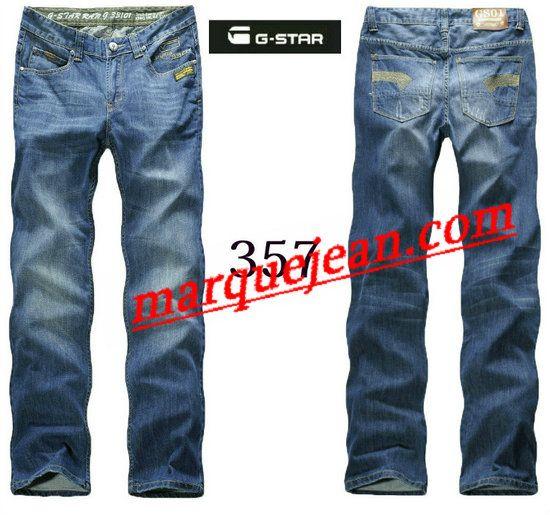 Vendre Jeans G-star Homme H0014 Pas Cher En Ligne.