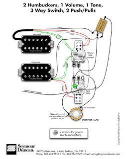 Circuitos para Guitarra (Seymour Duncan) en 2020