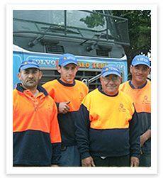 Contact Buffalo Turf Supplies - The Boys at Buffalo Turf - http://www.buffaloturf.com.au.