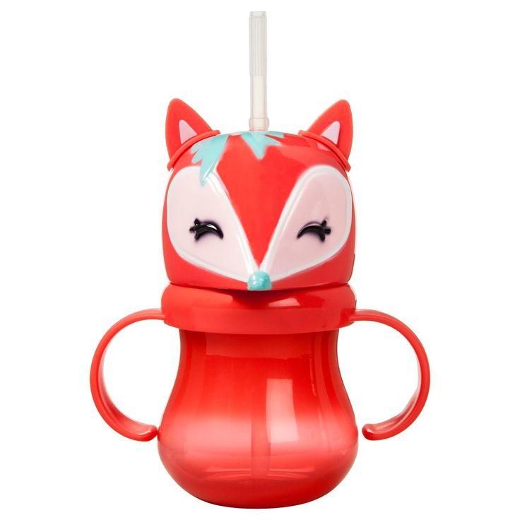 Circo Fox Sippy Cup Set of 3, Mutilcolor
