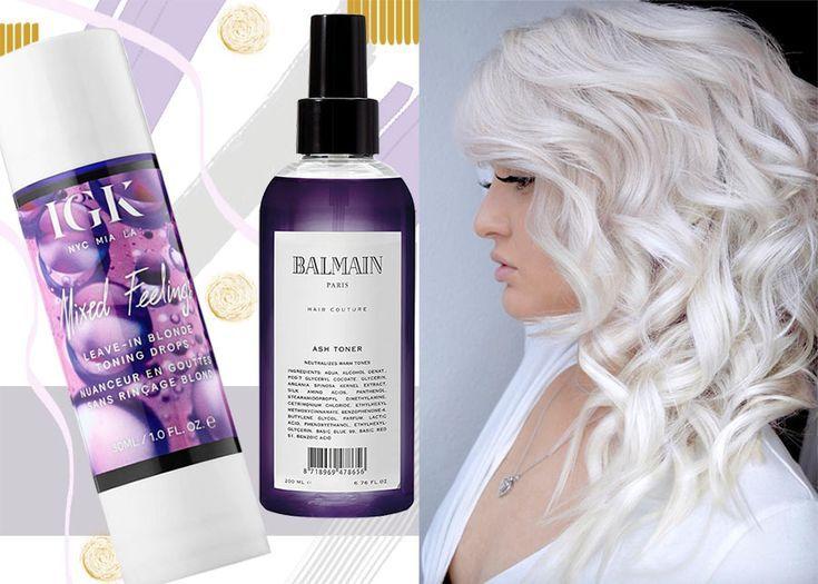 Was Ist Haartoner 7 Best Hair Toner Fur Gefarbtes Haar Gefarbtes