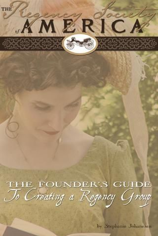 The RSA Founders Guide to Creating a Regency Group