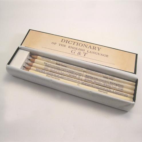 Custom Wedding Pencils   Hatch.co