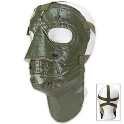 Military Surplus GI Cold Weather Face Mask Like New