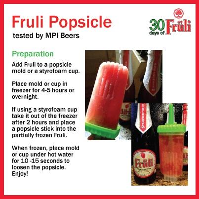 Fruli Popsicle
