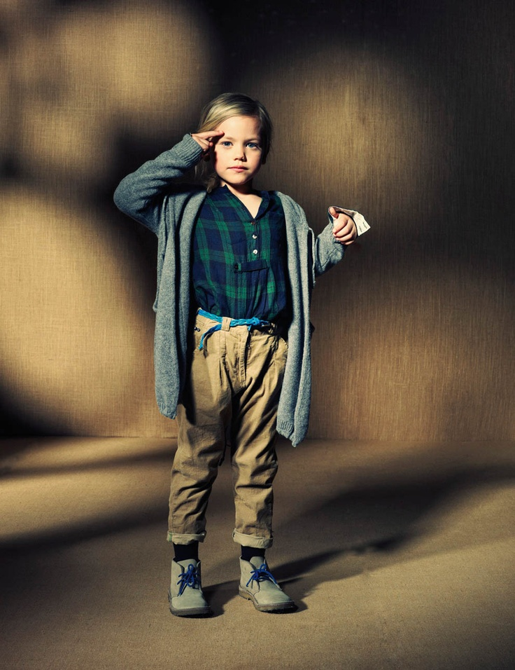 American Outfitters Kids. Almost as cute as those J. Crew kids.