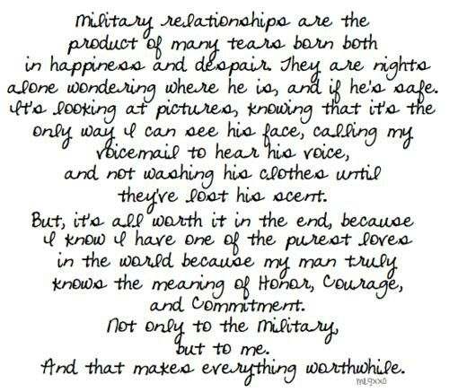 Army life as a wife!