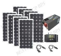 солнечная домашняя система, BestSun Новая Энергия Лтд