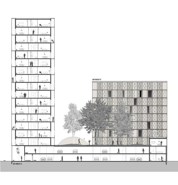 124 Housing Units