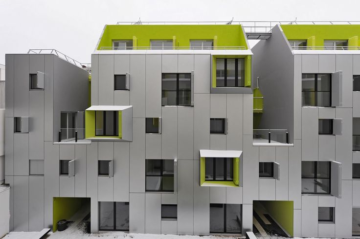 DPU Social Housing - Picture gallery