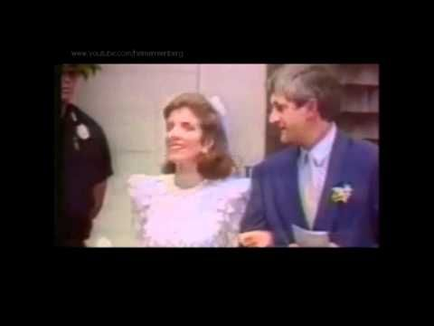 July 19, 1986 - The wedding of Caroline Kennedy and Edwin Schlossberg