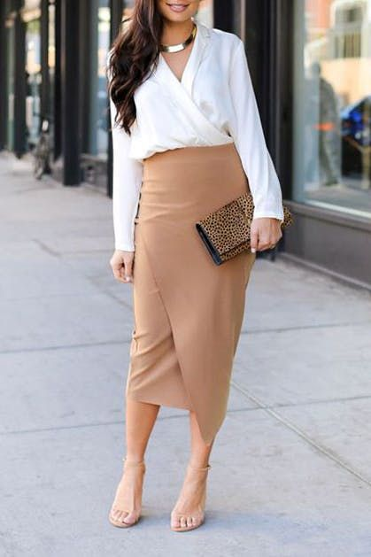 The 10 Most Photogenic Clothes You Can Wear via @PureWow