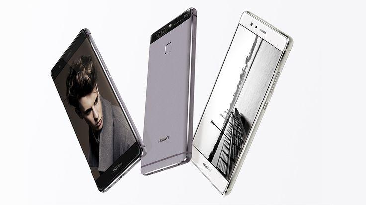 Prémiový. Elegantní. Stylový. To je Huawei P9!