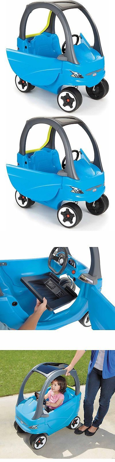 1970-Now 11746: Little Tikes Cozy Coupe Police Car Lil Kids Ride On Sport Race Car Toys For Kids -> BUY IT NOW ONLY: $62.9 on eBay!