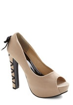 Modcloth Shoes - Burlesque is More Heel