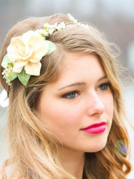 Best 25+ Floral headband wedding ideas on Pinterest ... - photo #26