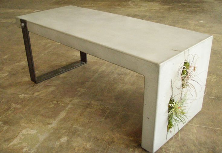 5 Feet from the Moon - Concrete - Furniture