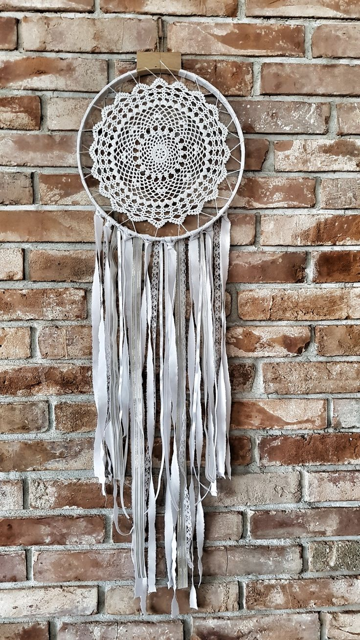 My handmade dreamcatcher #dreamcatcher