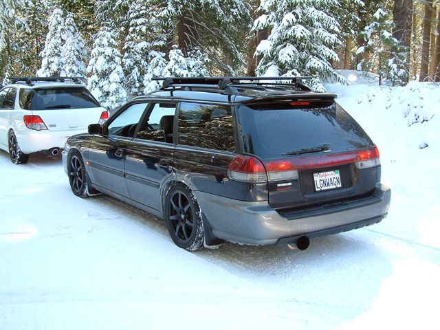 PIC Request CLEAN Lowered LEGACY WAGONS