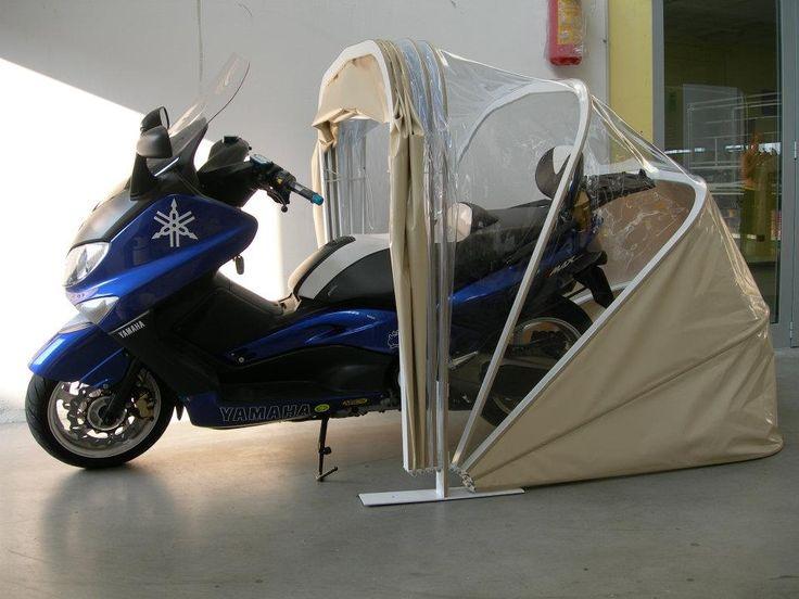 Garage pieghevole per auto e moto una soluzione for Garage per auto modulari 3