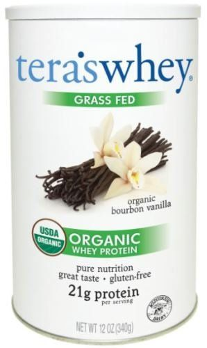 Tera's Whey Organic Weight Loss Products, Bourbon Vanilla, 12 Ounce, Prized by pastry chefs everywhere, its a vanilla bean which was first grown on the island of Bourbon, just off the coast of Madagascar. grown organically. no alcohol. full of flavor.