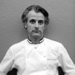 Le chef Mathieu Viannay du restaurant La Mère Brazier à Lyon.