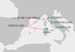 Cruceros Mediterráneo - Pullmantur Cruceros