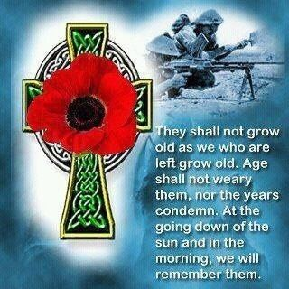 Lest We Forget:
