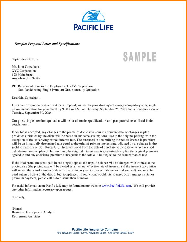 business letter sample word template for formal format block formg