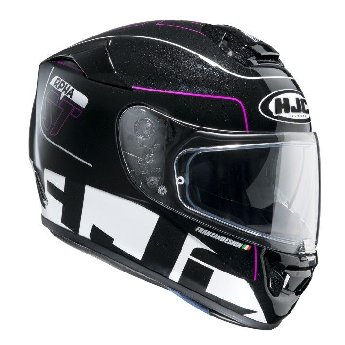 Caschi moto Integrali HJC Helmets RPHA ST BALMER / MC-8