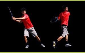 Tennis forehand technique videos