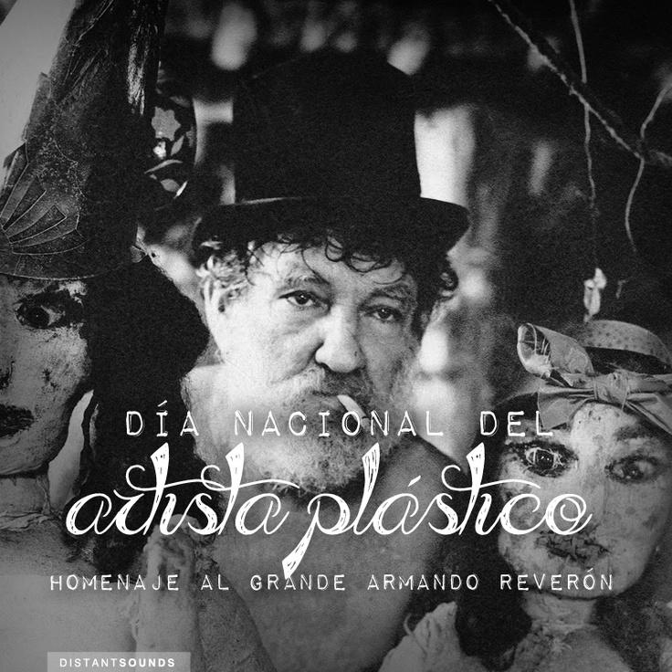 Hoy Día del Artista Plástico se rinde honores al maestro y gran Armando Reverón, historia de brillante locura.