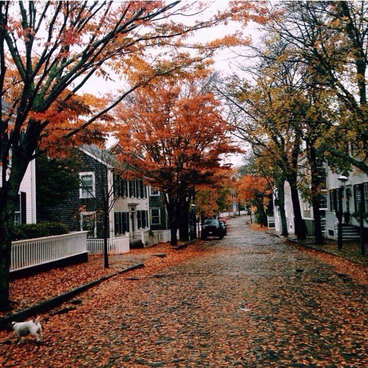 Fall in Nantucket