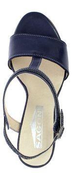 Chaussure SAGONE pour Femme modèle 38848 - 38848 - grande taille grande pointure