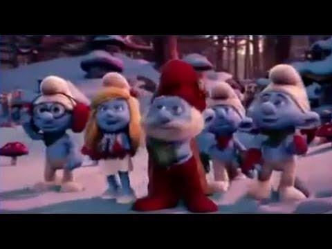 Les Schtroumpfs Le conte de Noel