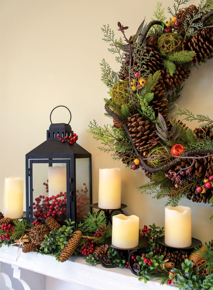 Cozy up to festive inspiration with the A.C. Moore Style Guide! And may the season bring only happiness and joy to you and your loved ones! #acmoore #christmas #christmasdecor